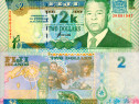 Lot 2 bancnote FIJI 2000-2011 - UNC
