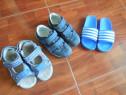 Pantofi sandale si slapi pentru baietel marimea 29