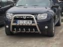 Bullbar fata Dacia Duster