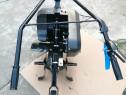 Motosapa-motocultor fără motor și freze