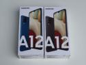 Samsung A12 Blue | Black DUOS 64GB 4RAM sigilat garanție 2an