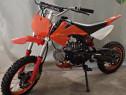 MotoCross DirtBike DB607 125cc#Automat
