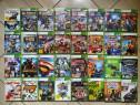 Xbox 360: Lego, Sims 3, Iron Man, Superman, Transformers,etc