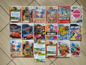 Wii: Mario & Sonic, Just Dance, Cars, Toy Story, Wii Party,