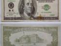 10000 dolari, bancnotă fantezie CHINA