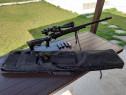 Replica SNIPER puternica MB11A WELL -Pusca AIRSOFT+accesorii