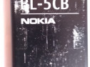 Baterie Nokia 3,7v 800mA BL-5CB (nokia 100/101)