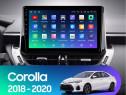 Navigatie dedicata cu android Toyota Corolla 2018-2020