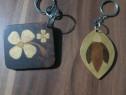 Breloc din lemn și Maimuță în miniatură colecție
