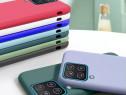 Samsung A20S A12 A41 A42 M51 - Husa X LEVEL Din Silicon cu I