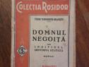 Domnul Negoita - Tudor Teodorescu Braniste 1940 / R7P3F