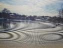 Teren Corbeanca, pe lac, str Viitorului 1087 mp