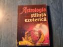 Astrologia stiinta ezoterica Alexandru Nicolici
