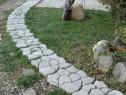 Amenajari exterioare cu vegetatie, decoratiuni si paviment