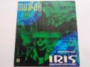 Carte si ziar despre trupa rock Iris concert aniversar15 ani