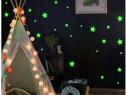 Set 30 stelute fosflorescente pentru copii stelute luminoase