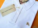 Tricouri dama Burberry bumbac,logo brodat