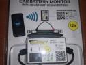 Sistem de monitorizare a bateriei auto