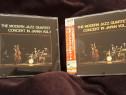 CD - Modern Jazz Quartet – Concert In Japan Vol.1 & Vol.2