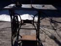 Mașină de cusut foarte veche (peste 80 de ani)