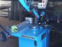 Fierăstrău tip bandă,semi-automat cu piston hidraulic WE275