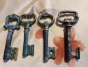Colectie tirbuson tip cheie alama frumos decorate