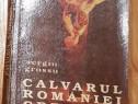 Calvarul Romaniei crestine de Sergiu Grossu