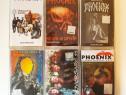 Discografia Phoenix (6 casete)