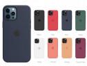 Iphone 12 / MINI / PRO / PRO MAX - Husa Silicon Cu Catifea