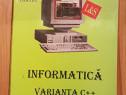 Informatica, varianta C++ de Tudor Sorin. Manual XI