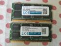 Memorie Ram Hypertec 16GB ( 2 x 8 GB ) 1600Mhz DDR3 Laptop.