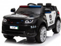 Masinuta electrica de politie JC002 12V 90W #Black