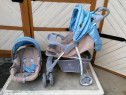 Cărucior copii+coș auto Lorelli