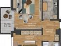 Apartament cu 2 camere,decomandat,bloc nou,Pacurari.