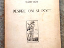Marturii despre om si poet, Ion Pillat