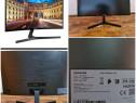 """Monitor Samsung curbat de 24"""" FHD cu rata de refresh 60 hz"""