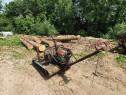 Tractoras Forestier Senilat cu Troliu Motor AL75B Calut Meca