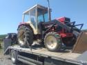 Dezmembrez Tractor Internațional 744,844 cu Încărcător