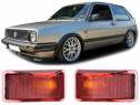 Semnalizari aripa VW Golf 1 2 MK1 MK2 Jetta Corrado rosu NOU