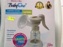 Pompa manuala pentru sân BabyOno