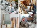 Debarasez apartamente garsoniere case curți garaje subsoluri