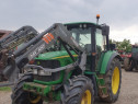 Tractor John Deere 6320 Premium TLS, an 2005, AC +incarcator