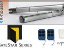 Kit Automatizare Porți Batante GateStar limitatori magnetici