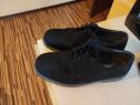Pantofi cu protecție de fier în fața, mărimea 42 /43