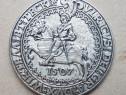 C850-Taler 1507-Medalie comemorativa 1974 alama argintata.