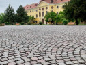 Piatra cubica in Bucuresti