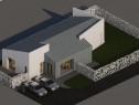 1 km de oras - Casa Proiect unic, materiale de exceptie