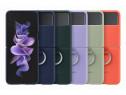 Husa silicone cover originale SAMSUNG Galaxy Z Flip3 5G
