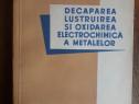 Decaparea, lustruirea si oxidarea electrochimica a metalelor