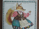 The trickster vixen - Basm popular bielorus / R7P1F